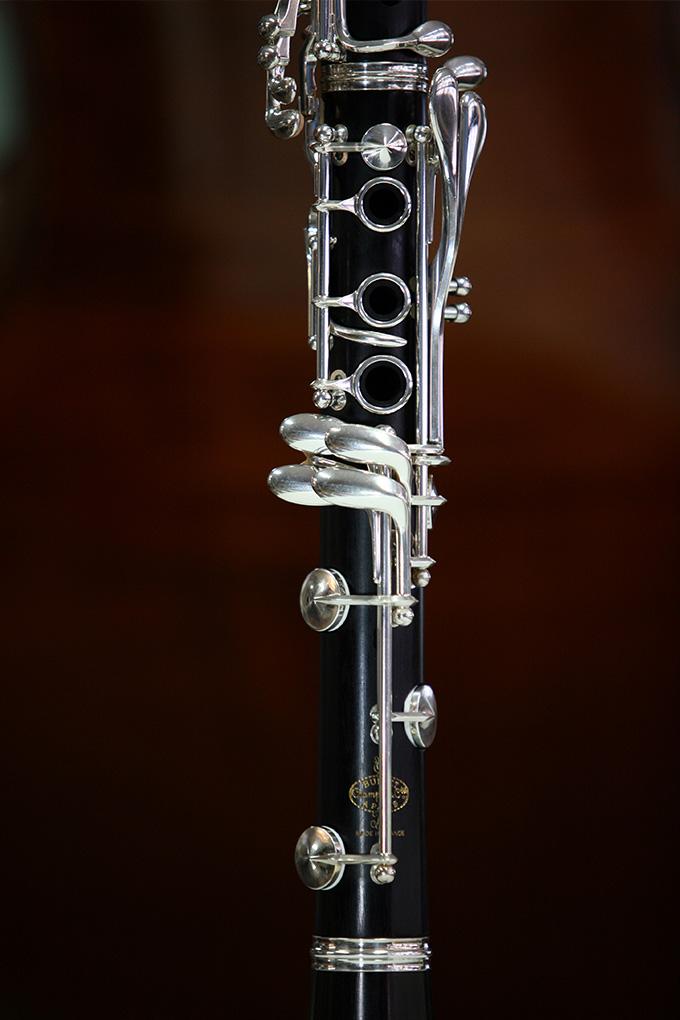 Музыкальный инструмент Кларнет