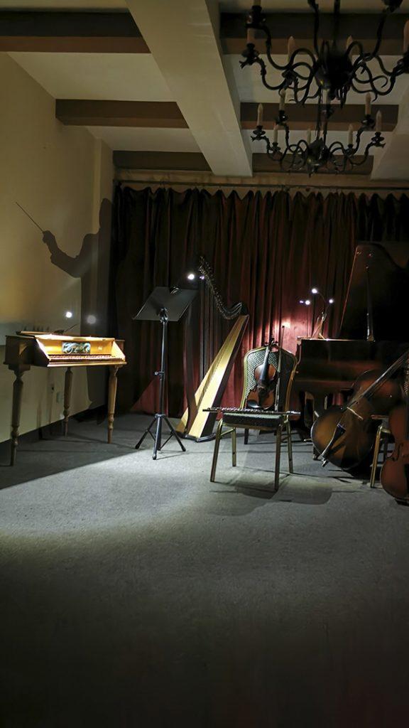 Ночь музеев 2020 в Музее музыки в Минске
