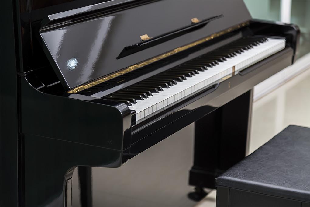 Пианино - вертикальная версия фортепиано